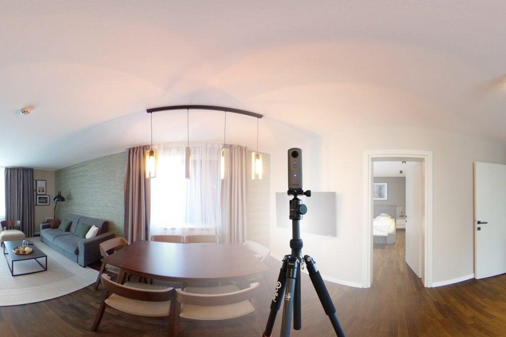 360 Rundgänge von Immobilien
