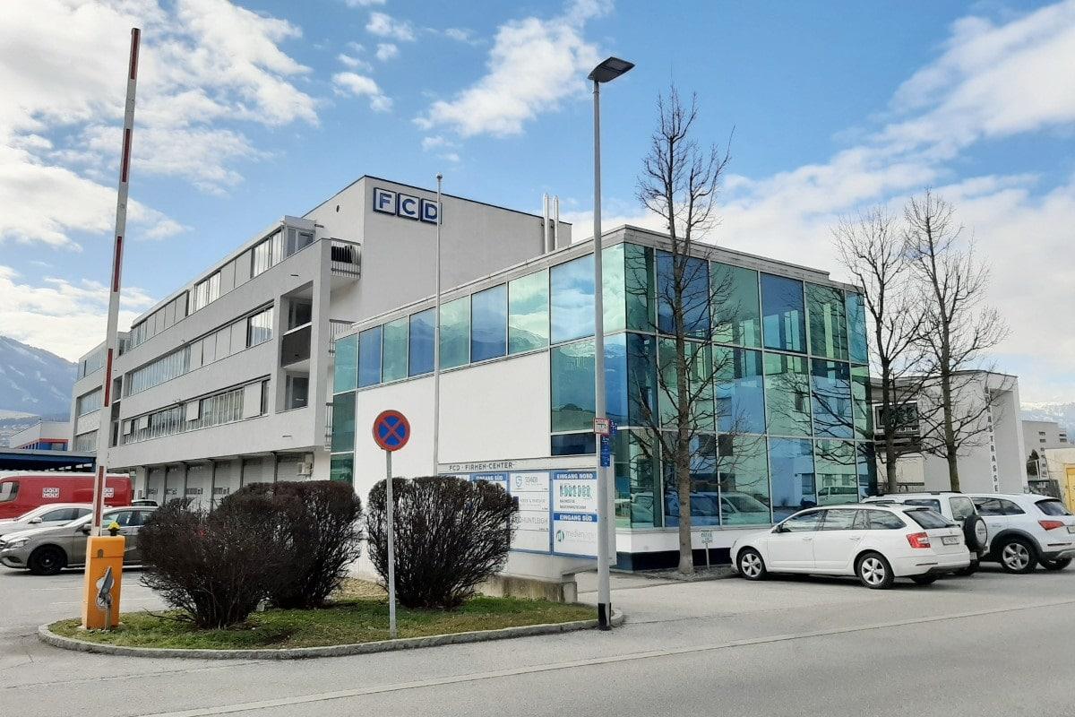 ATH Immobilien: Sehr helle, praktische Brüos mit Doppelboden in Innsbruck zu mieten!